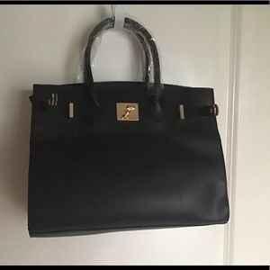 New designer inspired satchel bag